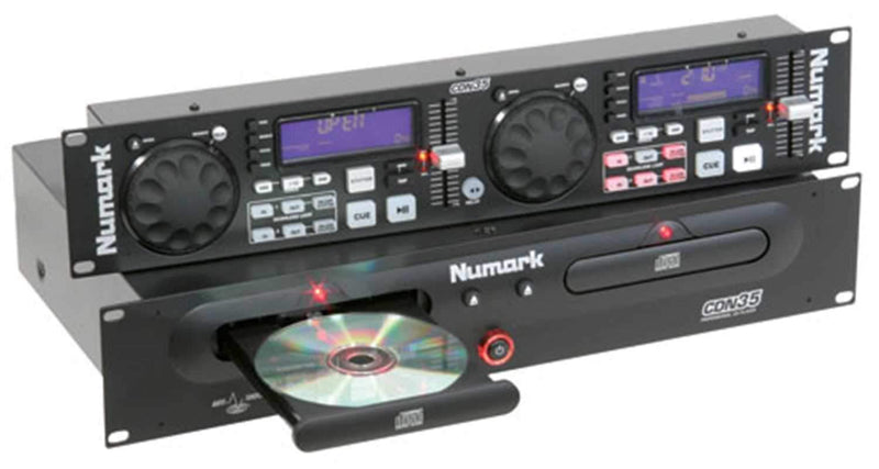 Numark CDN35 Dual CD Player B-Stock - PSSL ProSound and Stage Lighting