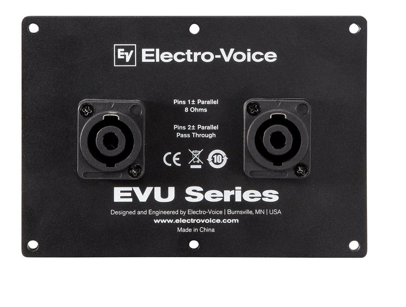 Electro-Voice CDNL4 Accessory Kit - Dual Nl4 Cover - PSSL ProSound and Stage Lighting