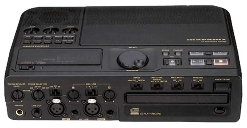 Marantz CDR300 Portable CD Recorder - PSSL ProSound and Stage Lighting