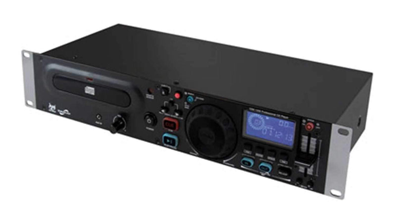 Gemini CDX-1250 2U CD Player - PSSL ProSound and Stage Lighting