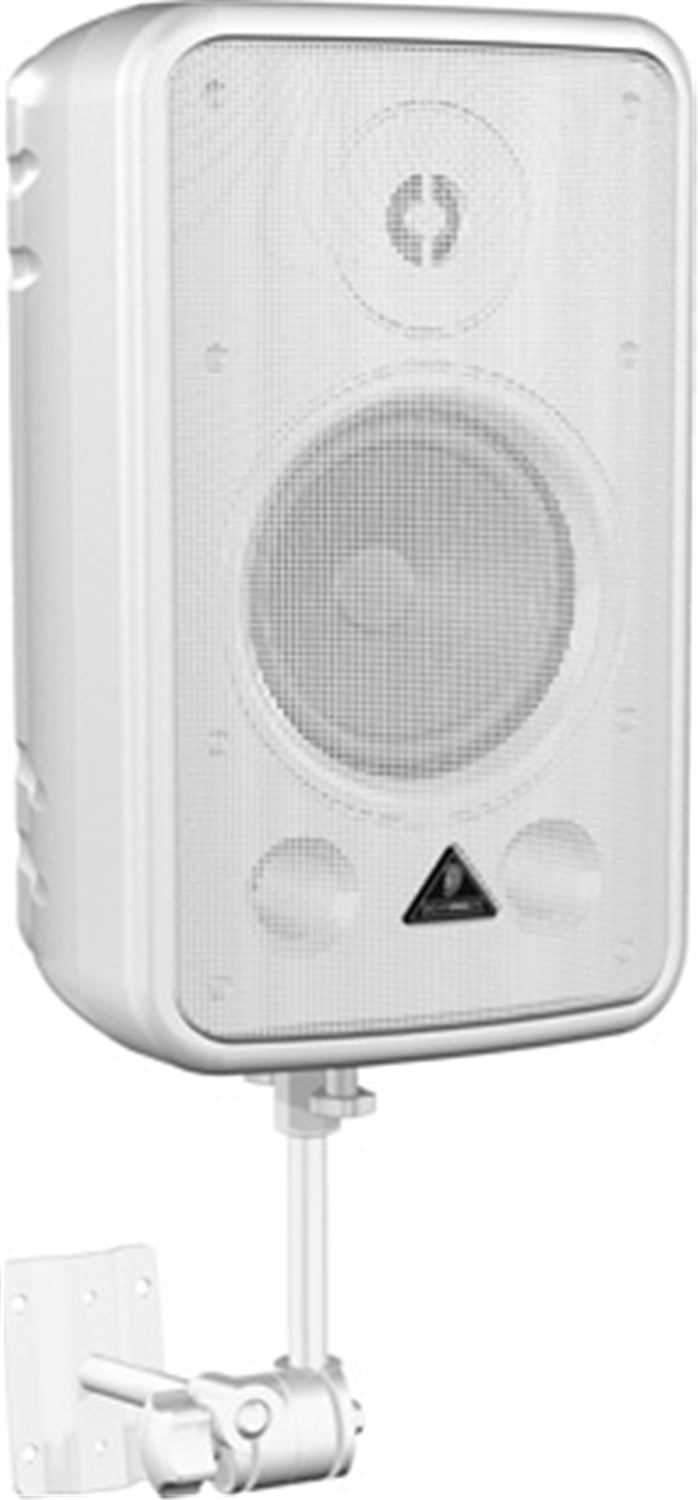 Behringer CE500A-WH Powered Speaker with Mount-White - PSSL ProSound and Stage Lighting