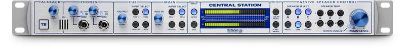 PreSonus Central Station Plus Std Monitor Control - PSSL ProSound and Stage Lighting