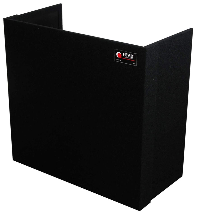 Odyssey Carpeted Fold Out Facade 34H X 36W - PSSL ProSound and Stage Lighting