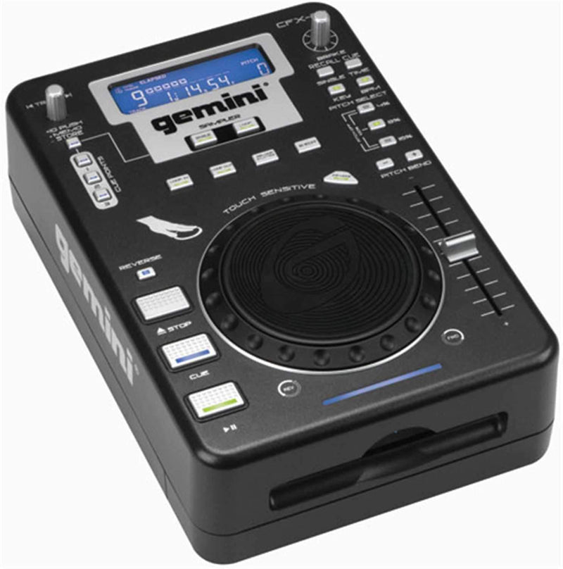 Gemini CFX-20 Table Top CD Player - PSSL ProSound and Stage Lighting