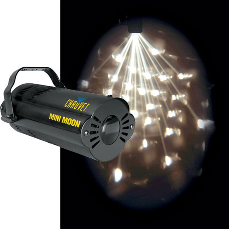 Chauvet CH202B Mini Moon Effects Light (BRL) - PSSL ProSound and Stage Lighting