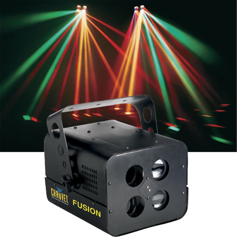 Chauvet FUSION DJ Effects Light (Ehj) - PSSL ProSound and Stage Lighting