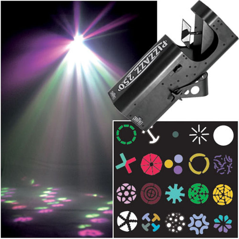 CHAUVET CH140PY PIZZAZZ EFFECTS LIGHT (ELC) - PSSL ProSound and Stage Lighting