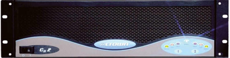 Crown Ch 2 70 Volt Amplifier - ProSound and Stage Lighting