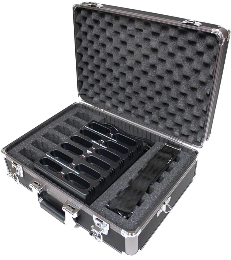 Williams Sound CHG 3512 Body-Pack Charger with Case - PSSL ProSound and Stage Lighting
