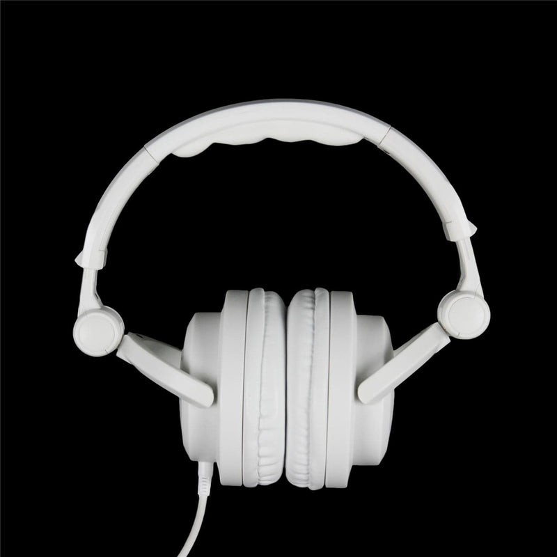 Cortex CHP2500WH Professional Dj Headphones-White - ProSound and Stage Lighting