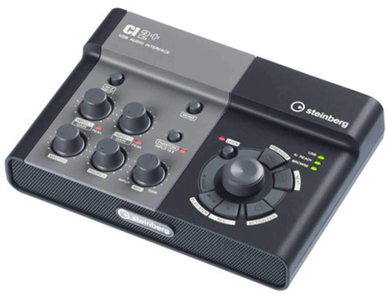 Steinberg CI-2 Plus Advanced USB Studio Interface - PSSL ProSound and Stage Lighting