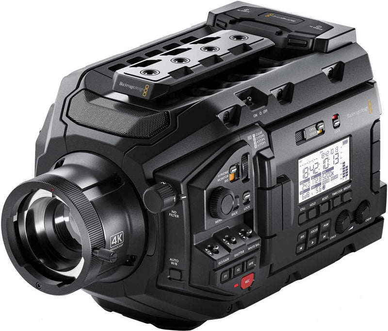 Blackmagic Design URSA Broadcast Ultra HD Camera - PSSL ProSound and Stage Lighting