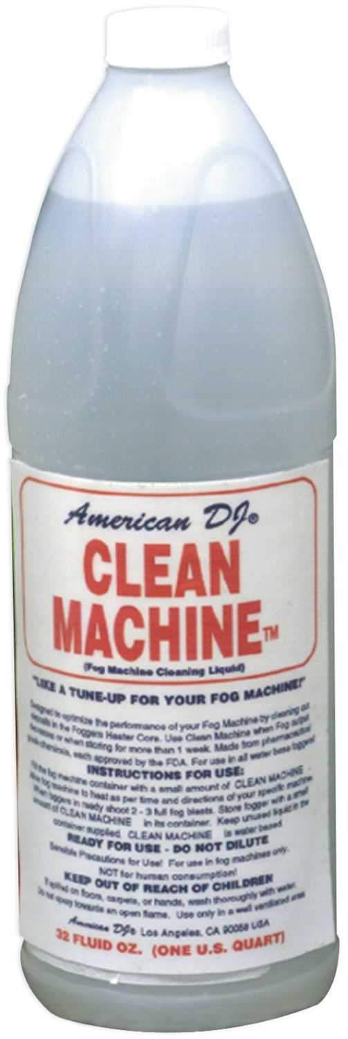 American DJ Fog Care-C Fog Machine Cleaner Quart - PSSL ProSound and Stage Lighting