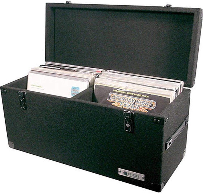 Odyssey Standard LP Case Holds 180 - PSSL ProSound and Stage Lighting