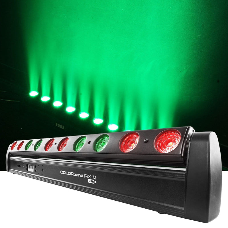 Chauvet COLORband Pix-M USB Linear Wash Light - PSSL ProSound and Stage Lighting