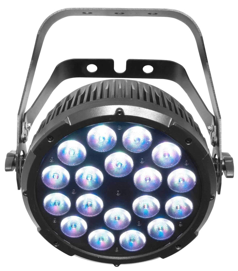 Chauvet COLORdash Par-Quad 18 RGBA LED Fixture - PSSL ProSound and Stage Lighting