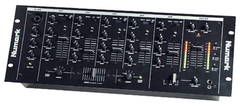 Numark CM200USB 19 5 Channel DJ Mixer With USB - PSSL ProSound and Stage Lighting