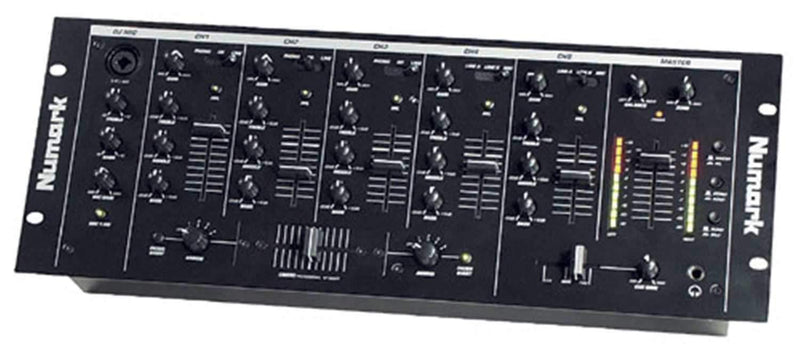 Numark CM200 19 In DJ Mixer With Balanced Outputs - PSSL ProSound and Stage Lighting