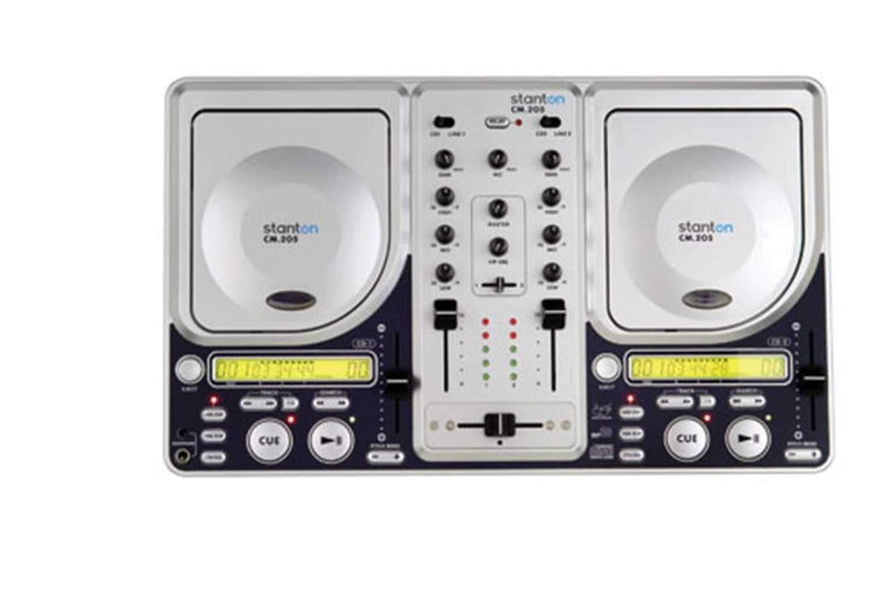 Stanton CD/MIXER Combo Player With Mp3 - PSSL ProSound and Stage Lighting