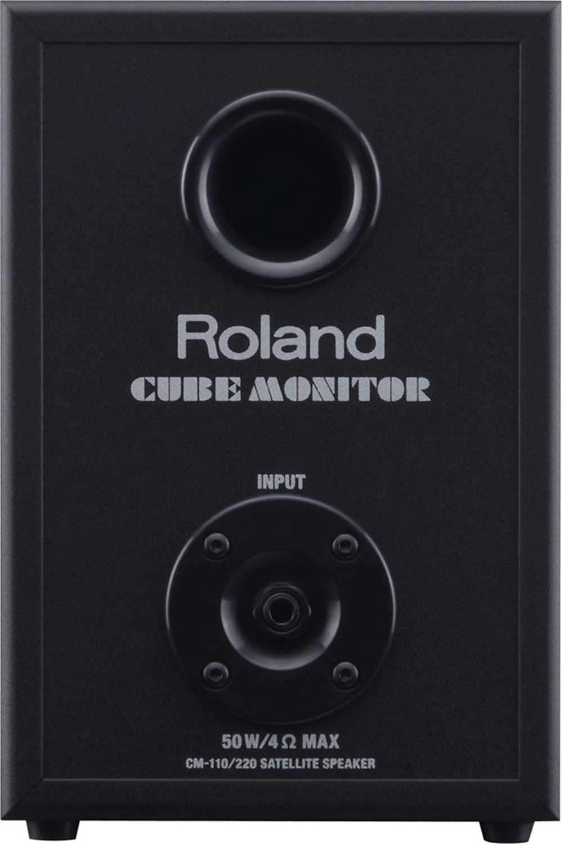 Roland CM-220 200W 2.1 Monitor System - PSSL ProSound and Stage Lighting