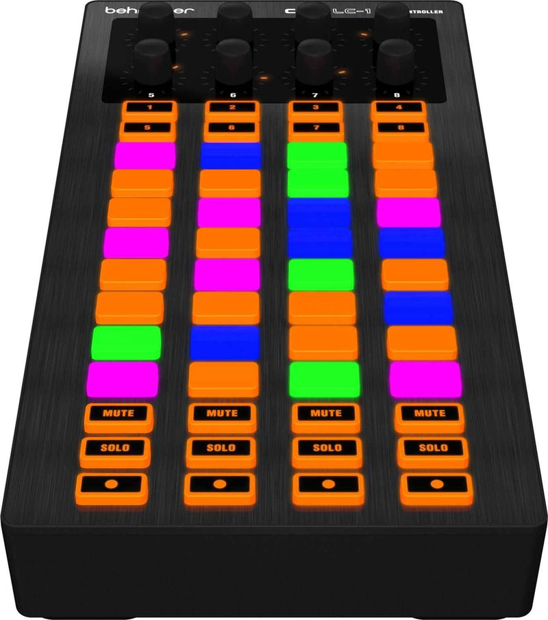 Behringer CMD LC-1 Trigger-Based MIDI Module - PSSL ProSound and Stage Lighting