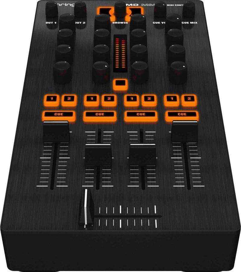 Behringer CMD MM-1 4-Ch MIDI DJ Mixer Controller - ProSound and Stage Lighting