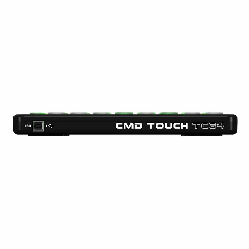 Behringer CMD TOUCH TC64 Clip Launch Controller - PSSL ProSound and Stage Lighting