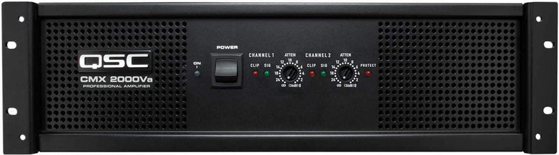 QSC CMX2000Va 1100 Watt Contractor Power Amplifi - PSSL ProSound and Stage Lighting