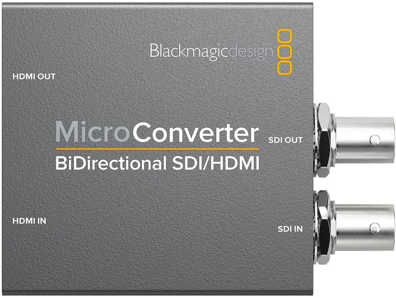 Blackmagic Design Micro Converter BiDirectional SDI-HDMI - PSSL ProSound and Stage Lighting