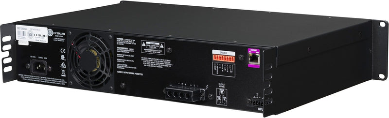 Crown CDi2x300 2x300W Power Amplifier - ProSound and Stage Lighting