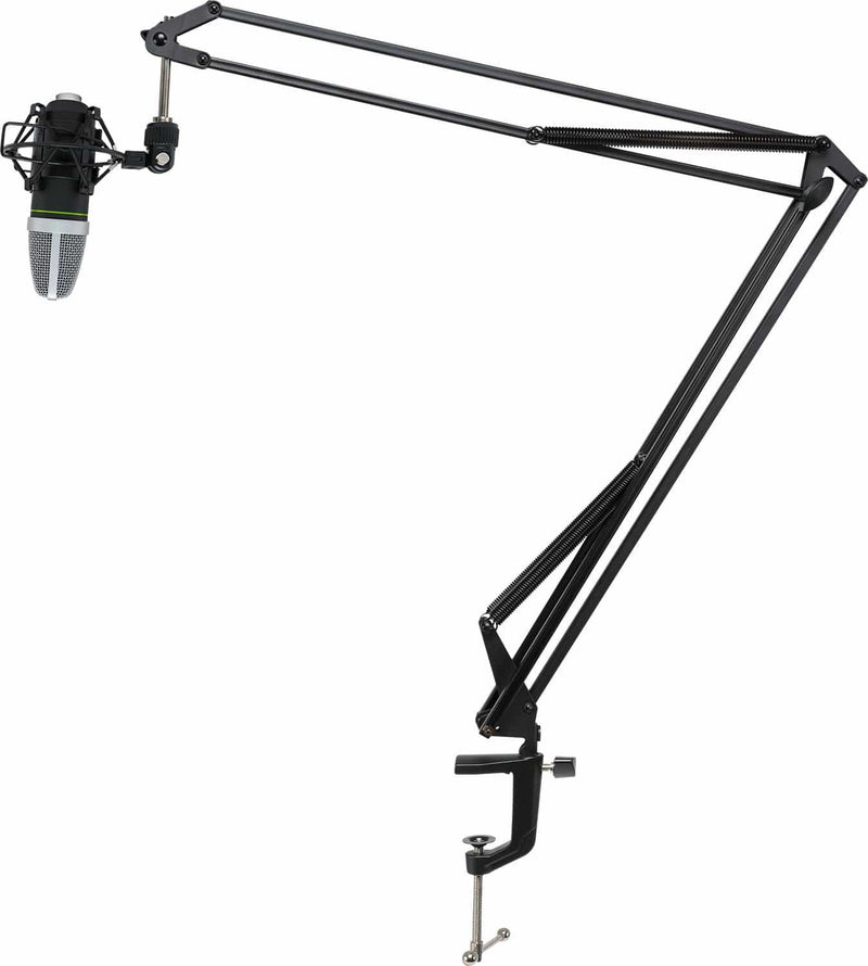 Mackie DB-100 Desktop Microphone Boom Arm - PSSL ProSound and Stage Lighting