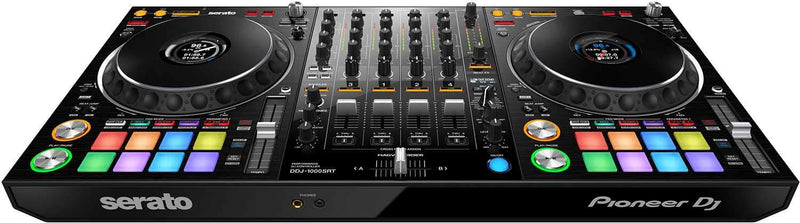 Pioneer DDJ-1000SRT 4-Channel Serato DJ Controller - ProSound and Stage Lighting