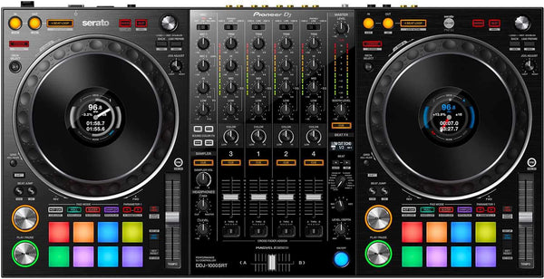 Pioneer DDJ-1000SRT 4-Channel Serato DJ Controller - PSSL ProSound and Stage Lighting