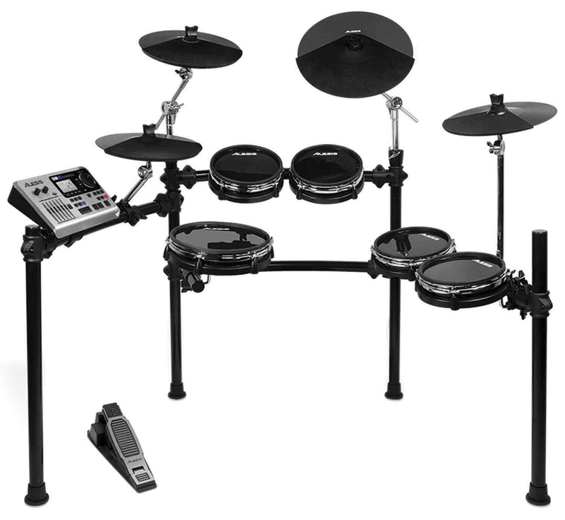Alesis DM10 Studio Kit 6-Piece Electronic Drum Set - PSSL ProSound and Stage Lighting