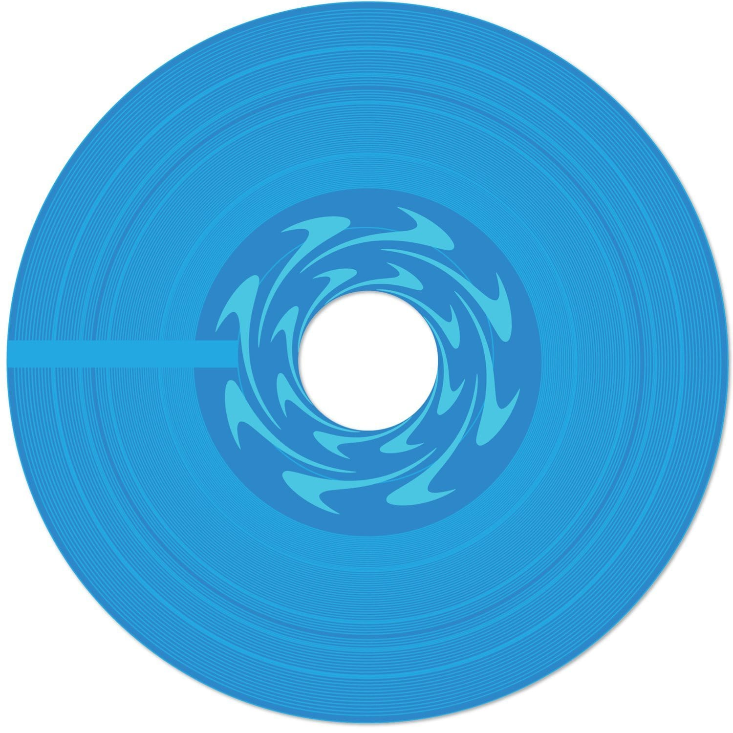 Denon Dj Colored Blue Vinyl For Sc3900 Dns3700 Prosound And Stage Lighting