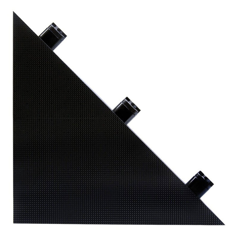 ADJ American DJ DS4T1 DS4 Top Right Triangle Video Panel 4.8mm - PSSL ProSound and Stage Lighting