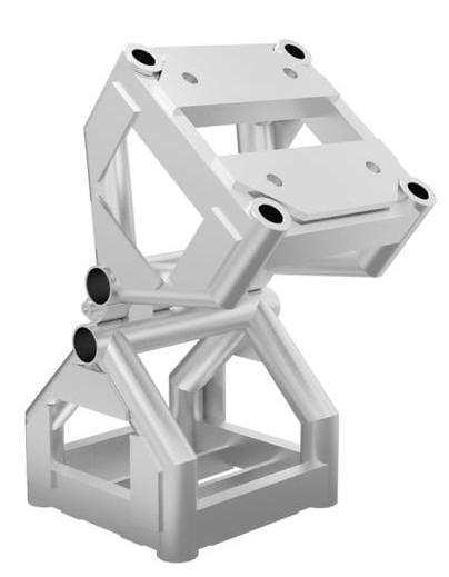 Global Truss DT-GP-PVT 180 Degree Center Pivot Corner - PSSL ProSound and Stage Lighting