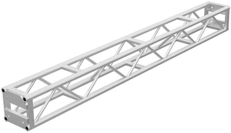 Global Truss DT-GP10 10-Foot End Plated 12-Inch Truss Segment - PSSL ProSound and Stage Lighting