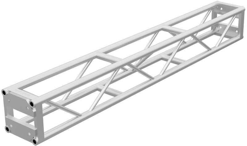 Global Truss DT-GP8 8-Foot End Plated Truss Segment - PSSL ProSound and Stage Lighting
