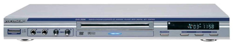 Vocopro DVG399K Karaoke/DVD Player with Key Control - PSSL ProSound and Stage Lighting