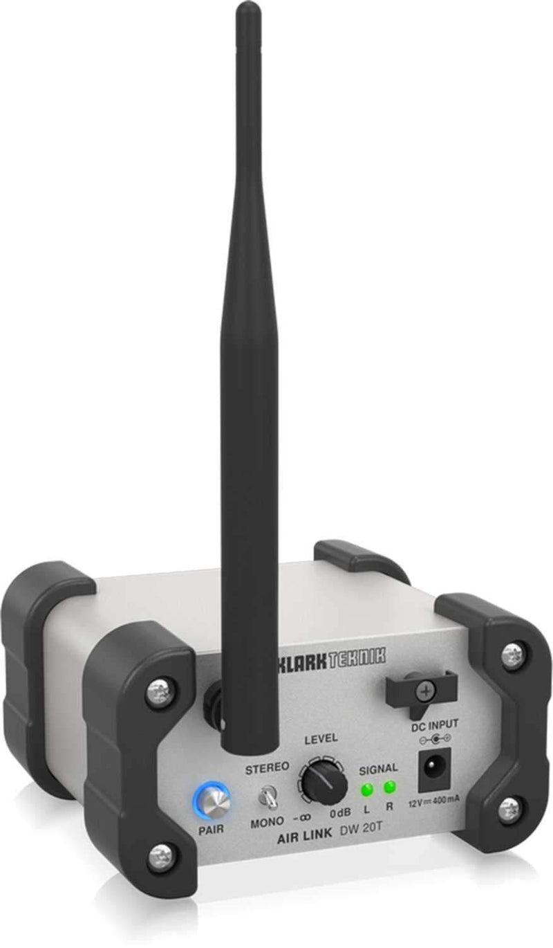 Klark Teknik DW 20T Wireless Stereo Transmitter - PSSL ProSound and Stage Lighting