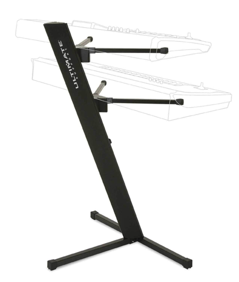Ultimate Dx48B Deltex Column Keyboard Stand - PSSL ProSound and Stage Lighting