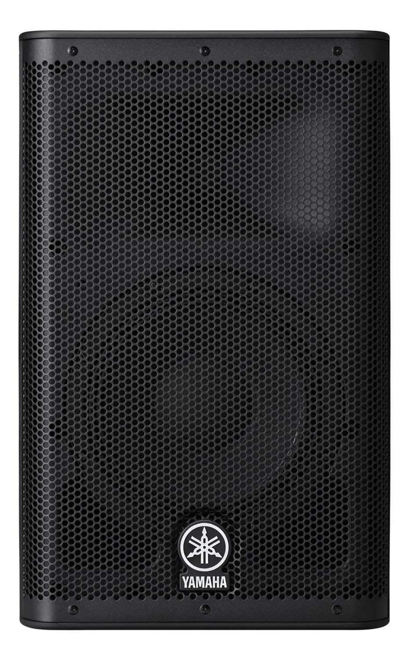 Yamaha DXR10 2-Way 10-Inch Powered PA Speaker - PSSL ProSound and Stage Lighting