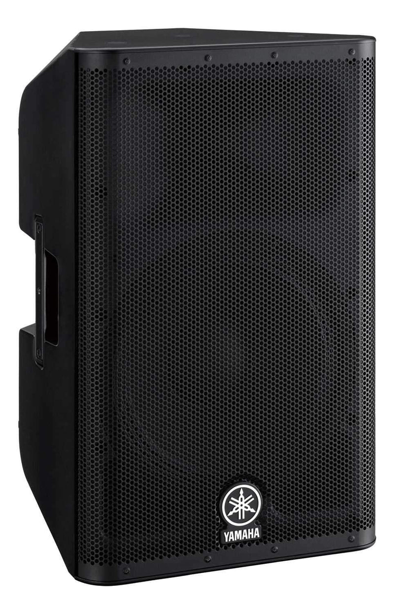Yamaha DXR12 2-Way 12-Inch Powered PA Speaker - ProSound and Stage Lighting