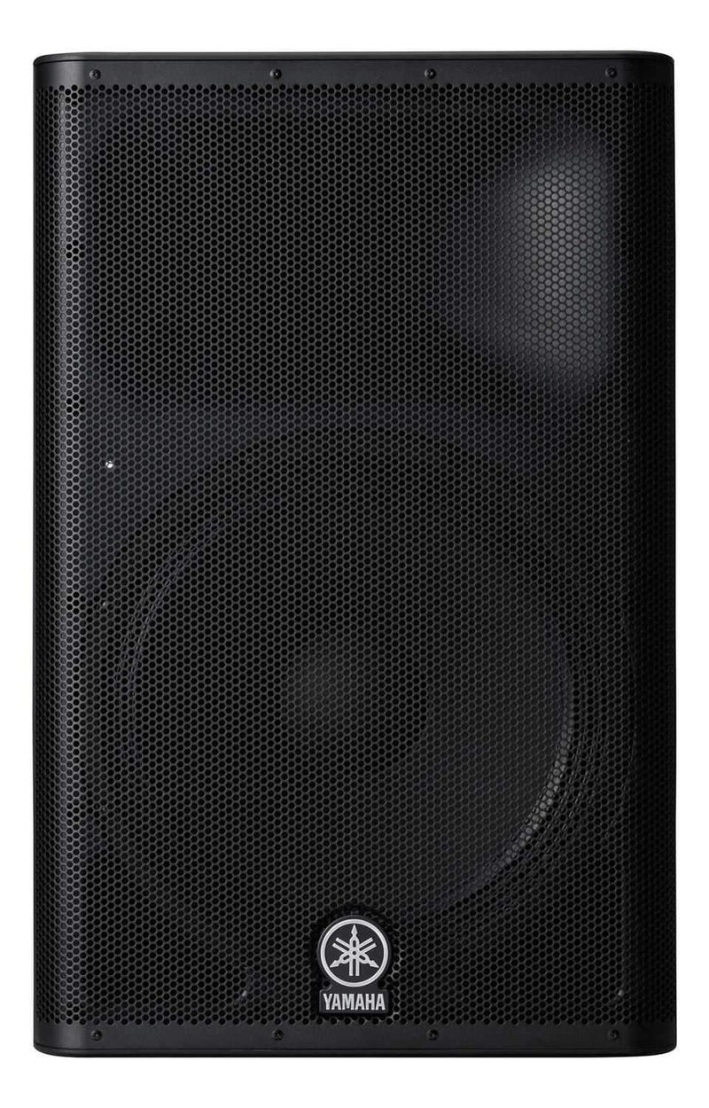 Yamaha DXR15 15 in 2 Way Powered PA Speaker - PSSL ProSound and Stage Lighting