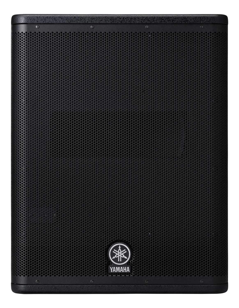 Yamaha DXS15 15-Inch Powered Subwoofer - PSSL ProSound and Stage Lighting
