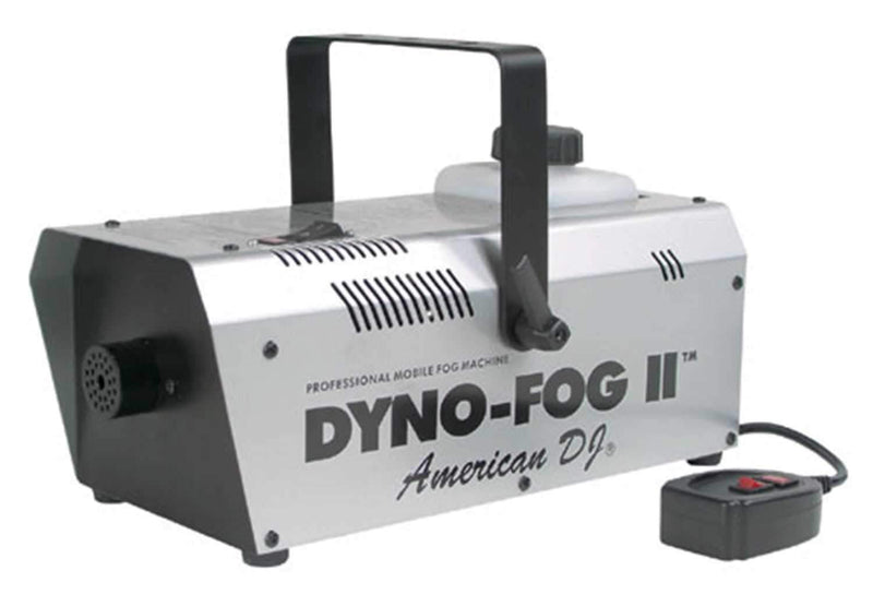 American DJ DYNO-FOG-II Fog Machine With Remote - PSSL ProSound and Stage Lighting