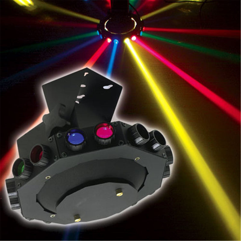 Eliminator E-113 Roto Saucer Effects Light (64514) - PSSL ProSound and Stage Lighting