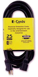 Proco 25FT 12Ga 3 Conductor AC Extension Cable - PSSL ProSound and Stage Lighting