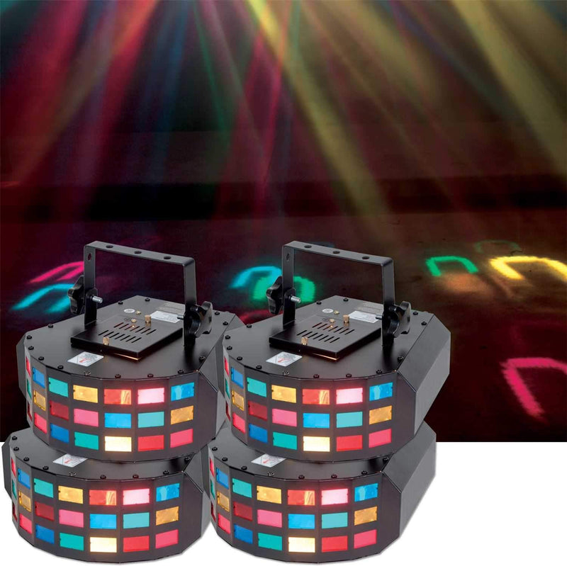 Eliminator E138 Tetris 4x Effects Light Package - PSSL ProSound and Stage Lighting